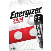 Energizer CR2032 Coin Lithium Battery Pack of 2 from Energizer