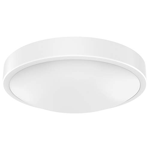 Energizer Motion Activated LED Bathroom Flush Ceiling Light Fitting with Microwave Sensor from Energizer