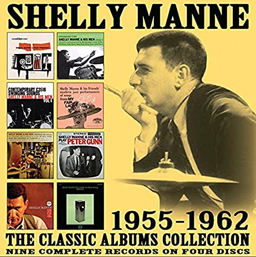 Classic Albums Collection: 1955-1962 (4Cd) from Enlightenment