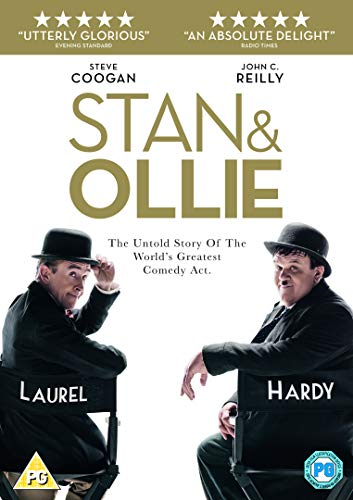 Stan and Ollie [DVD] [2019] from Universal Pictures UK