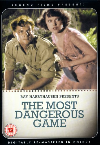 The Most Dangerous Game (Digitally remastered in colour) [DVD] [1932] from Entertainment One