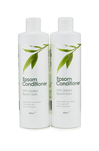 2 x Epsom Conditioner - Free Next Day Delivery from Epsom Salts