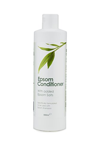 Epsom Hair Conditioner with added Epsom Salts - Free Next Day Delivery from Epsom Salts