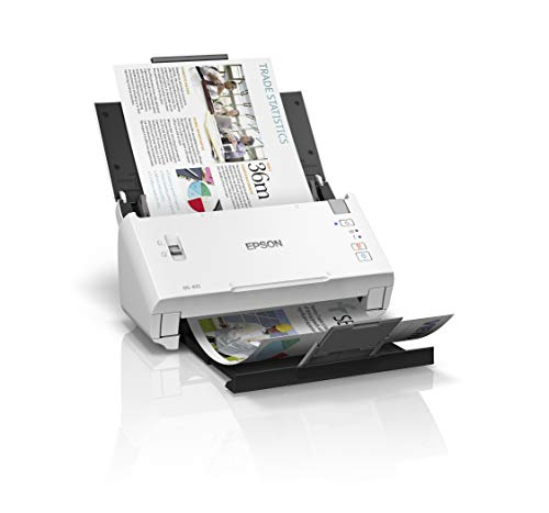 Epson WorkForce DS-410 A4 Sheet-Fed Business Scanner from Epson