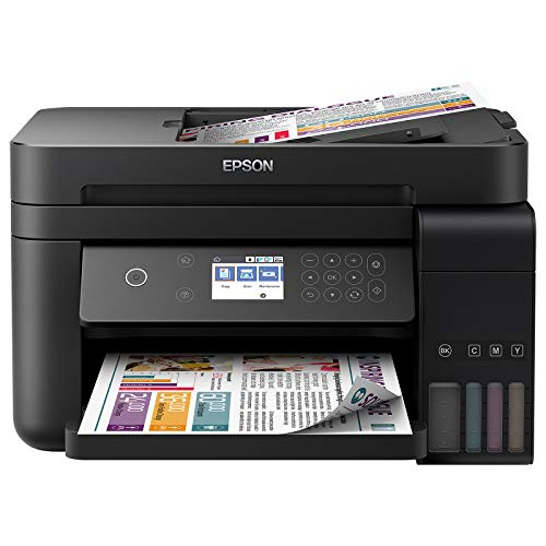 Epson EcoTank ET-3750 A4 Print/Scan/Copy Wi-Fi Printer from Epson