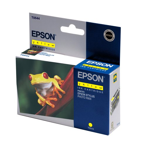 Epson Original Ink Cartridge T0544 Yellow from Epson