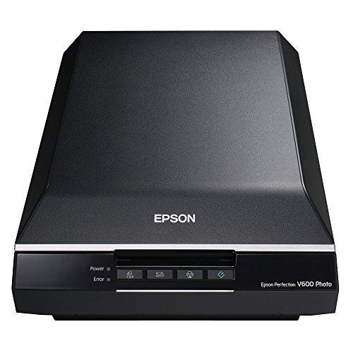 Epson Perfection V600 Home Photo Scanner from Epson