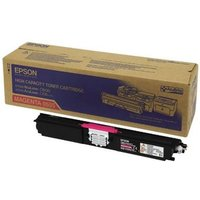 Epson S050555 Magenta Original High Capacity Laser Toner Cartridge from Epson