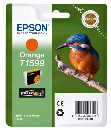 Epson T1599 - Print cartridge - 1 x orange from Epson