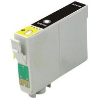 Compatible Black Epson T0611 Ink Cartridge (Replaces Epson T0611 Teddybear) from Printerinks