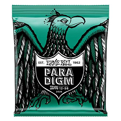 Ernie Ball 2026 Paradigm Electric Guitar String, Not Even Slinky from Ernie Ball