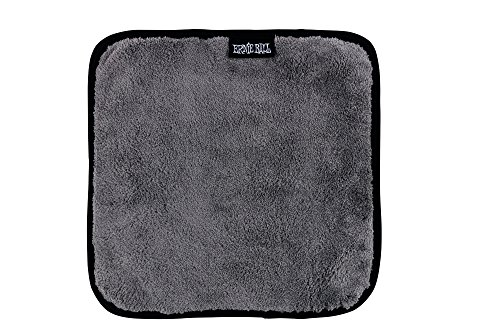 Ernie Ball 4219 Plush Microfiber Polish Cloth Guitar Cleaning & Care Product from Ernie Ball