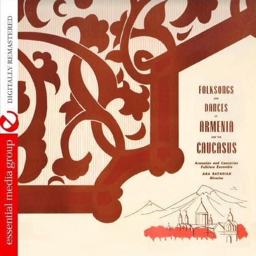 Folksongs and Dances of Armenia and the Caucasus from Essential Media Group-Mod