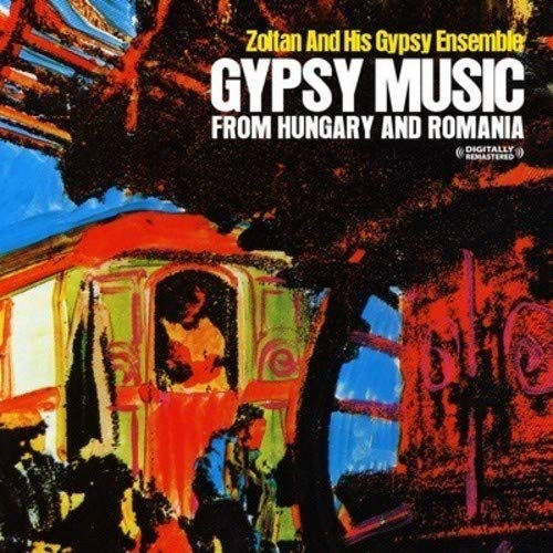 Gypsy Music from Hungary and Romania from Essential Media Group-Mod