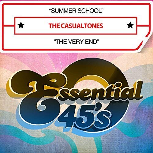 Summer School / The Very End (digital 45) from Essential Media Mod