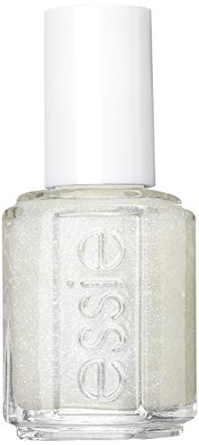 essie Original Shine & Gloss Nail Varnish, Streak Free Application, Nail Enamel 277 Pure Pearlfection Shimmer Glitter Nail Polish Top Coat 13.5 ml from essie