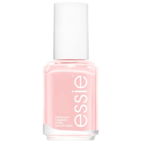 Essie Original Shine and Gloss Nail Varnish, Streak Free Application, Nail Enamel 14 Fiji Milky Pink Nail Polish 13.5 ml from essie