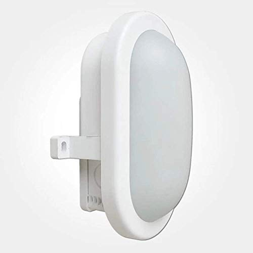 Eterna ATOM5 IP65 Outdoor Garden 6W LED Bulkhead Light White from Eterna supplied by The Lamp Post