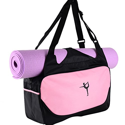Gym Bag With Yoga Mat Slot Uk: Mat Bags: Find Offers Online And Compare Prices