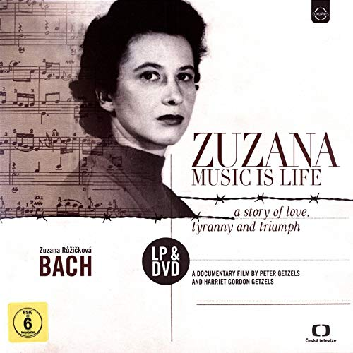 Zuzana: Music is Life - A story of Love, Tyranny and Triumph (Special DVD & LP Edition) [2018] from EuroArts