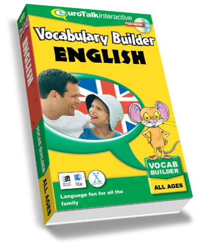 Vocabulary Builder English: Language fun for all the family – All Ages (PC/Mac) from EuroTalk Limited