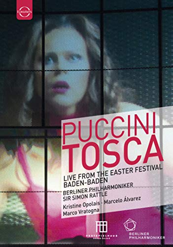 Berliner Philharmoniker - Puccini: Tosca (DVD) [2017] from EuroArts