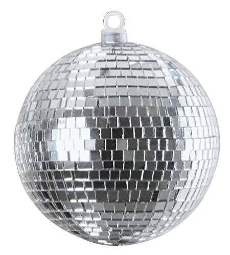 Eurolite Mirror Ball 10 cm – Accessory Nightclub (Multi-Colour, 100 x 100 x 100 mm) from Eurolite