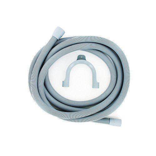 Europart Drain Outlet Hose and Hook, 4 m Length, 29 mm and 22 mm Fitting from Europart