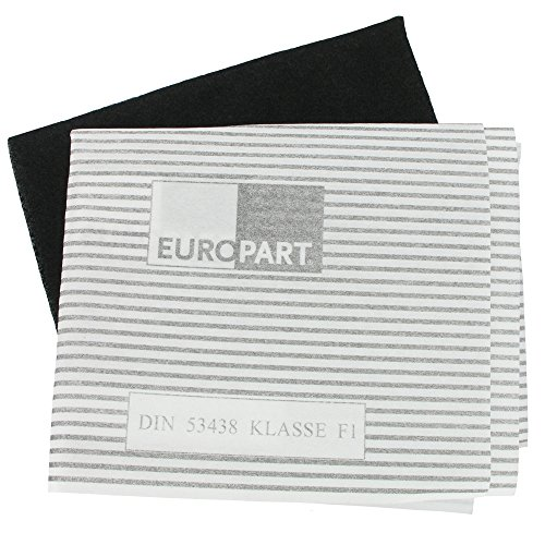 Europart Universal Cooker Hood Filter Kit, 60 cm from Europart