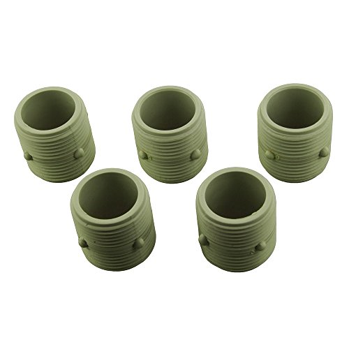 Europart Universal Threaded Inlet Hose Connector, Pack of 5 from Europart