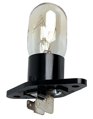 Microwave Lamp Bulb, 20 Watt from Europart