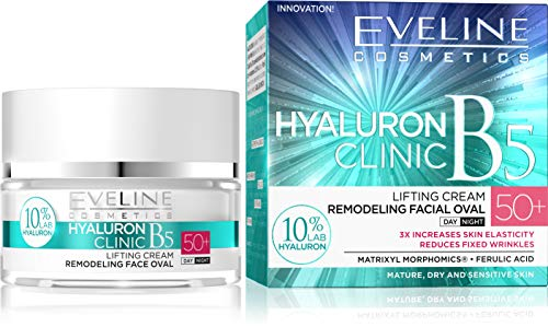 Eveline Biohyaluronic 4D Concentrated Day and Night Cream 50+ 50ml from Eveline