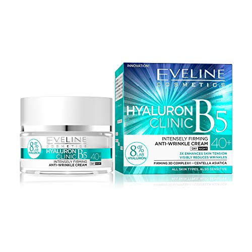 bioHyaluron 4D Concentrated Day and Night Cream 40+  SPF 8 from Eveline