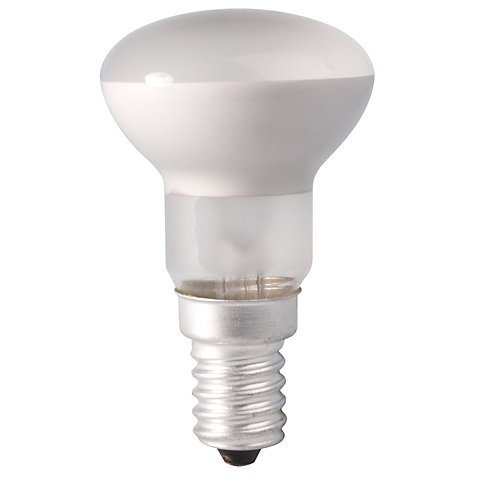 10 Bulb Pack of R39 Reflector Bulbs in 30 Watt Small Edison Screw E14 Fitting from Eveready
