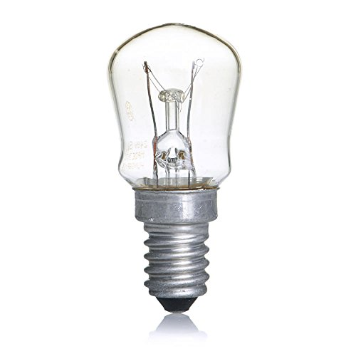 CLEAR 25W SES E14 LAMP LIGHT PYGMY BULB 2-PACK NEW from Eveready