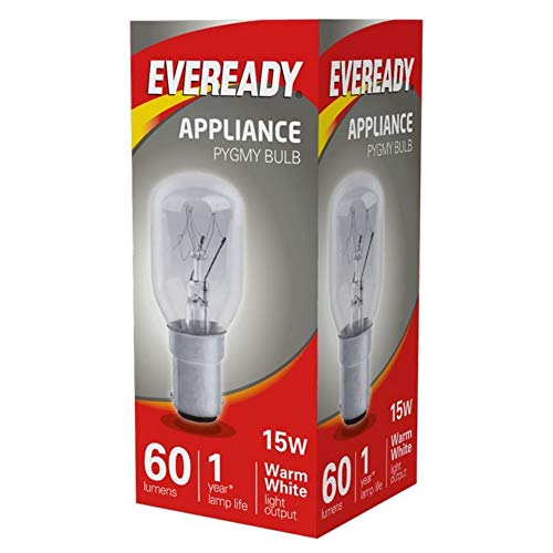 Eveready Pygmy 15W SBC Clear Pack 10 from Eveready