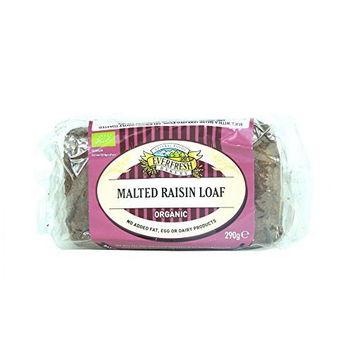 Everfresh Natural Foods | Malt & Raisin Loaf | 1 X 330G from Everfresh