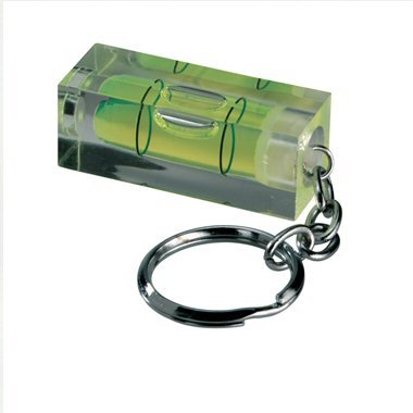 Ex-Pro Keychain Spirit Level, Mini Version great for Home, Office & work. Excellent Gadget Gift. from Ex-Pro