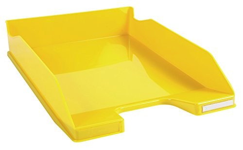 Exacompta Iderama Letter Tray Combo Midi - Yellow Glossy from Exacompta