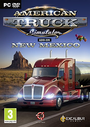 American Truck Simulator Add-on - New Mexico (PC DVD) from Excalibur Games