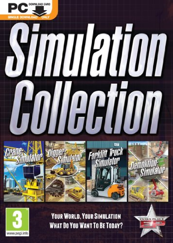 Simulation Collection - Card Download (PC) from Excalibur Games