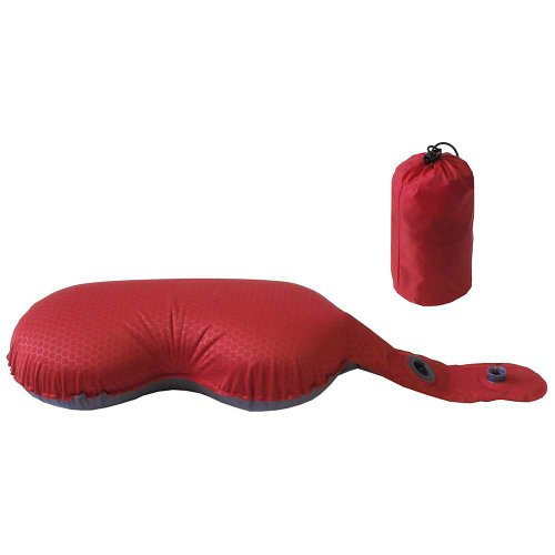 Exped Pillow Pump-Ruby Red from Exped