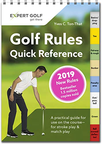 Golf Rules Quick Reference 2019 from Expert Golf