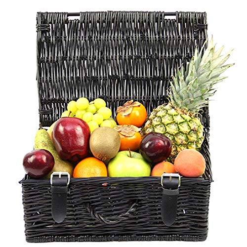 Fall Fruit Hamper - Fruit Gift Baskets and Gift Hampers with Next Day UK delivery with Personal Message Attached from Express4Fruits