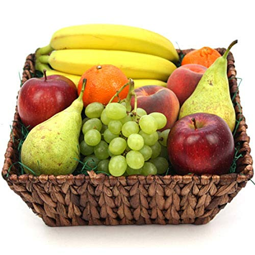 Four Seasons Fruit Basket - Fruit Gift Baskets and Gift Hampers with Next Day UK delivery with Personal Message Attached from Express4Fruits