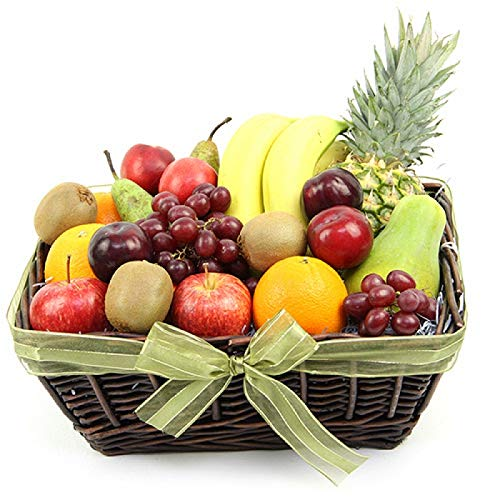 Fruit Goodness Basket - Fruit Gift Baskets and Gift Hampers with Next Day UK delivery from Express4Fruits