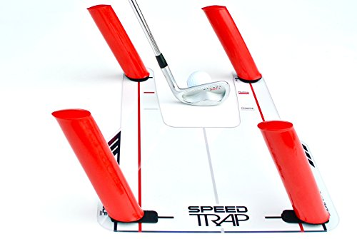 EyeLine Golf Speed Trap Base & 4 Speed Rods from EyeLine Golf
