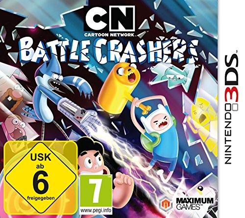 Cartoon Network - Battle Crashers from F+F Distribution GmbH