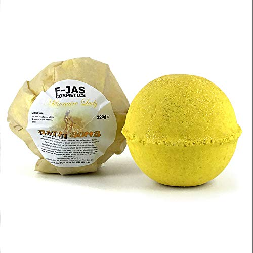 Millionaire Lady Bath Bomb 220g from F-JAS