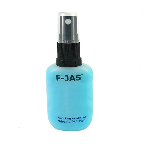 F-JAS Air Freshener & Odour Eliminator (30ml Spray, Toffee Candy Floss) from F-JAS